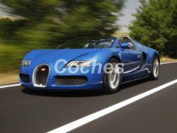 Bugatti EB Veyron 16.4 2015 Targa Top EB Veyron 16.4 8.0 AUTOMATICO (1001 CV) 4WD