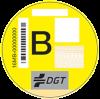 Etiqueta B, Amarilla