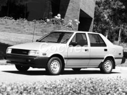 Hyundai Excel 1985 Sedan I 1.5 MANUAL (68 CV)