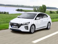 Hyundai IONIQ 2018 Hatchback 5-Puertas IONIQ Electro AUTOMATICO (89 kVt)