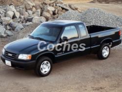 Isuzu Hombre 1997 Pickup Extra Cab I 2.2 MANUAL (120 CV)