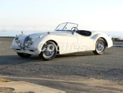 Jaguar XK 1952 Roadster XK120 3.4 MANUAL (182 CV)