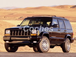 Jeep Cherokee 1985 SUV 5-Puertas II (XJ) 2.1d MANUAL (80 CV) 4WD