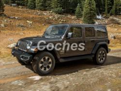 Jeep Wrangler 2019 SUV 5-Puertas IV (JL) 3.6 MANUAL (285 CV) 4WD