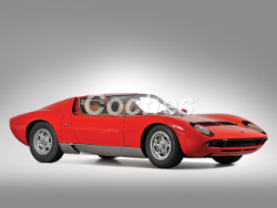 Lamborghini Miura 1966 Coupe Miura 3.9 MANUAL (385 CV)