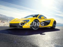 McLaren P1 2014 Coupe P1 3.8hyb AUTOMATICO (737 CV)