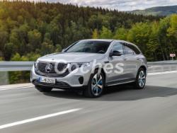 Mercedes-Benz EQC 2019 SUV 5-Puertas I (N293) 400 Electro AUTOMATICO (301 kVt) 4WD