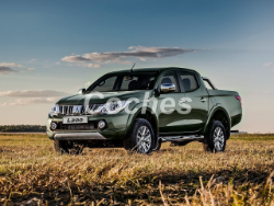 Mitsubishi L200 2016 Pickup Double Cab V 2.4d MANUAL (154 CV) 4WD