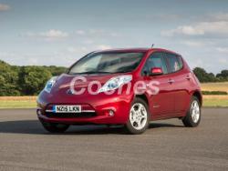 Nissan Leaf 2017 Hatchback 5-Puertas Leaf 30kWh Electro AUTOMATICO (81 kVt)