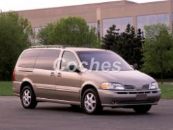 Oldsmobile Silhouette 1999 Minivan II 3.4 AUTOMATICO (182 CV)