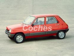 Renault 5 1979 Hatchback 5-Puertas I 1.3 AUTOMATICO (54 CV)