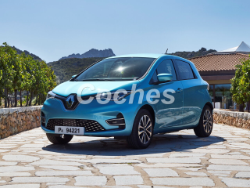 Renault ZOE 2019 Hatchback 5-Puertas I Restyling Electro AUTOMATICO (80 kVt)