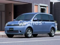 Toyota Sienta 2007 MPV Sienta 1.5 CVT (110 CV)