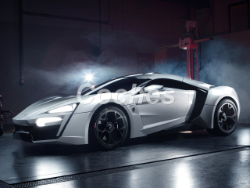 W Motors Lykan Hypersport 2018 Coupe Lykan Hypersport 3.8 MANUAL (770 CV)