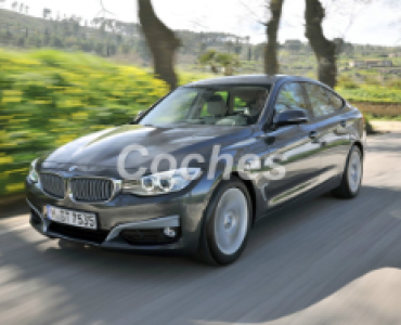 320d xDrive 2.0d MANUAL (184 CV) 4WD