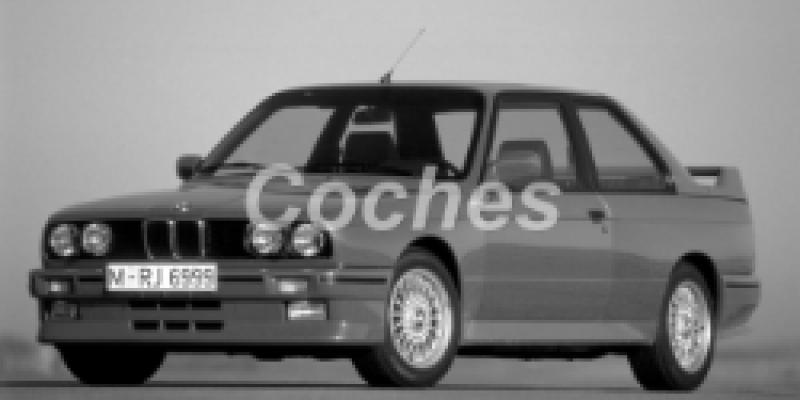 BMW M3 1988 Coupe I (E30) 2.3 MANUAL (220 CV)