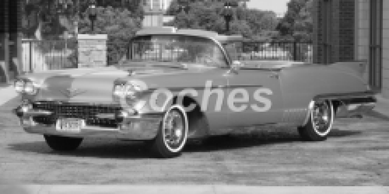 Cadillac Eldorado 1957 Cabriolet III 6.4 AUTOMATICO (345 CV)