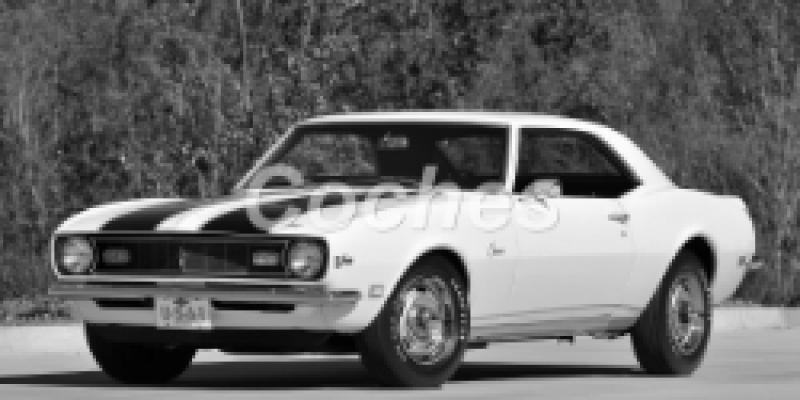 Chevrolet Camaro 1967 Coupe I 6.5 MANUAL (330 CV)