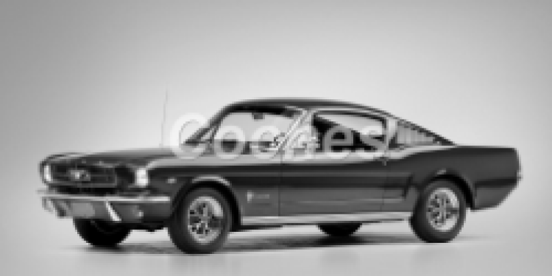 Ford Mustang 1964 Hatchback 3-Puertas I 4.7 MANUAL (228 CV)
