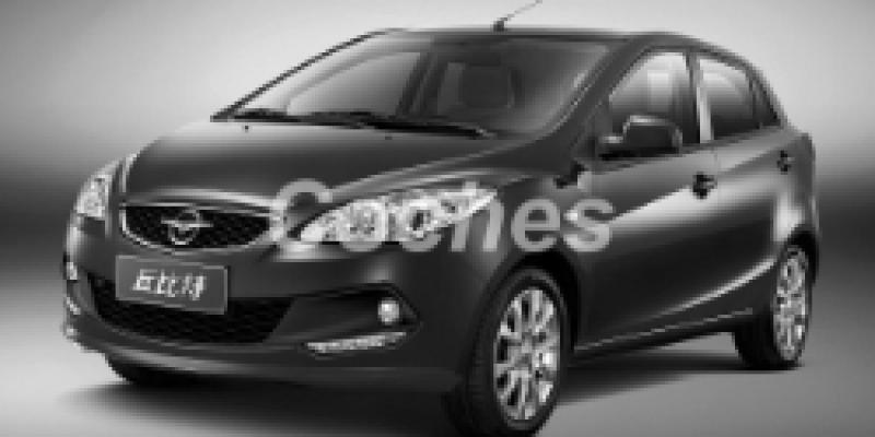 Haima 2 2013 Hatchback 5-Puertas 2 1.3 MANUAL (93 CV)