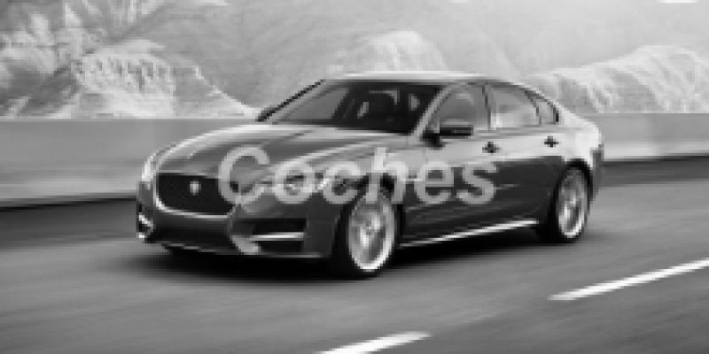 Jaguar XF 2018 Wagon 5-Puertas II 2.0 AUTOMATICO (250 CV)