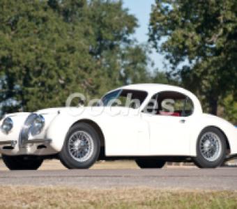 Jaguar XK  1952