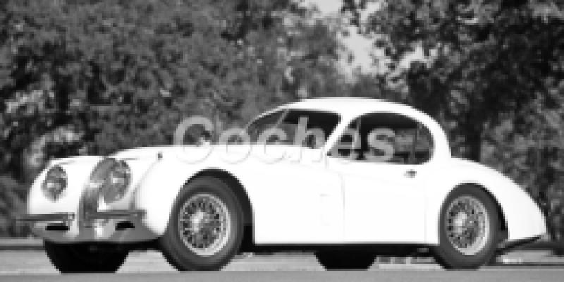 Jaguar XK 1952 Coupe XK120 3.4 MANUAL (203 CV)