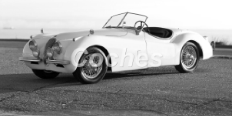 Jaguar XK 1952 Roadster XK120 3.4 MANUAL (182 CV)