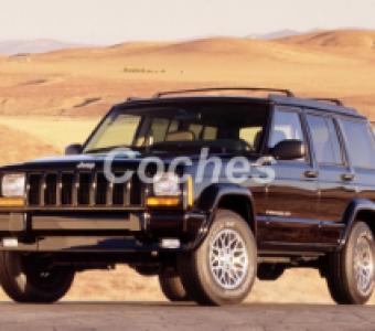 Jeep Cherokee  1985