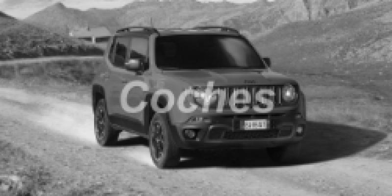Jeep Renegade 2017 SUV 5-Puertas Renegade Trailhawk 2.4 AUTOMATICO (175 CV) 4WD
