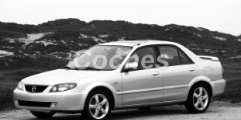 Mazda Protege 1998 Sedan III (BJ) 1.6 AUTOMATICO (106 CV)