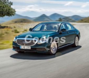 Mercedes-Benz E-klasse  2020