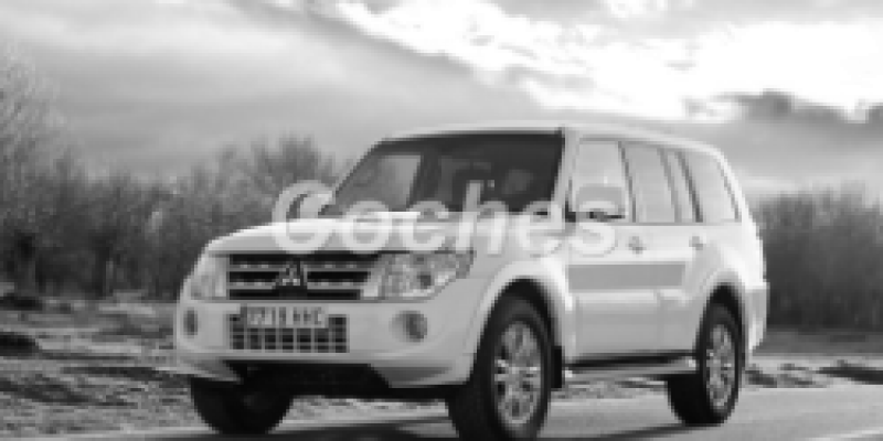 Mitsubishi Montero 2012 SUV 5-Puertas IV 3.5 AUTOMATICO (189 CV) 4WD