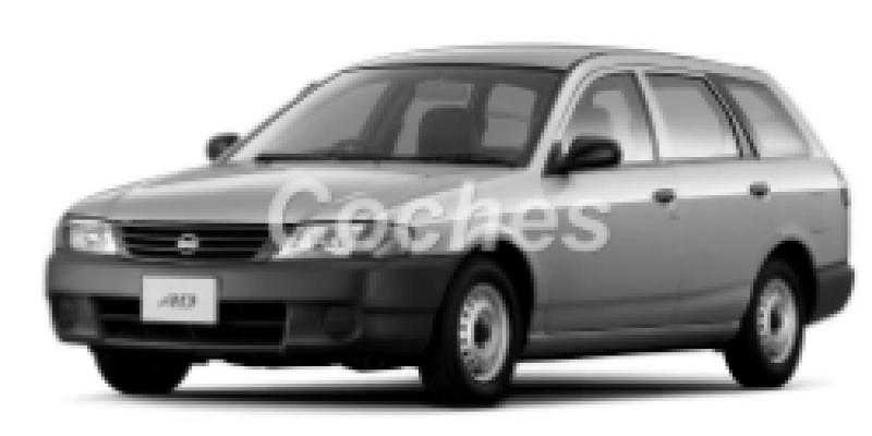 Nissan AD 1999 Wagon 5-Puertas II 1.5 AUTOMATICO (100 CV)