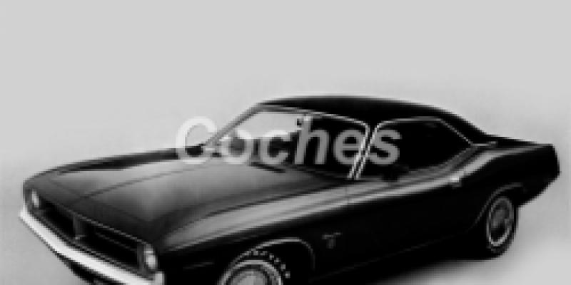 Plymouth Barracuda 1965 Coupe Barracuda 2.8 MANUAL (102 CV)