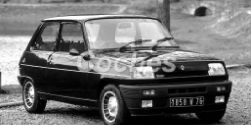 Renault 5 1980 Hatchback 3-Puertas I 1.4 MANUAL (160 CV)