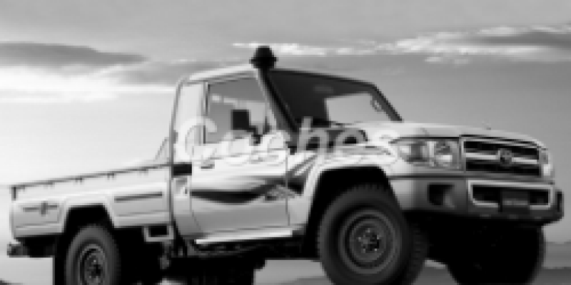 Toyota Land Cruiser 2009 Pickup Single Cab 70 Series Restyling 79 4.2d AUTOMATICO (131 CV) 4WD