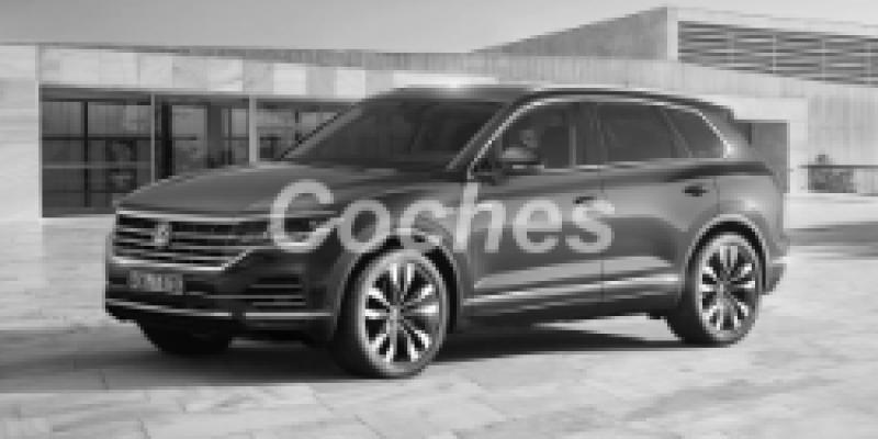 Volkswagen Touareg 2018 SUV 5-Puertas III 3.0d AUTOMATICO (249 CV) 4WD