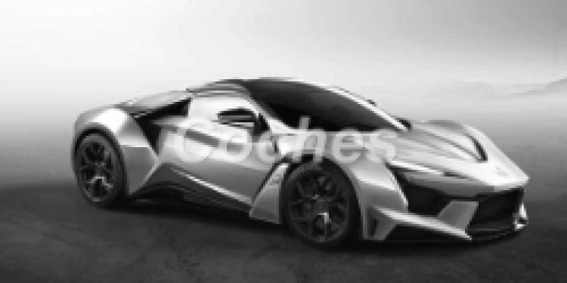 W Motors Fenyr Supersport 2015 Coupe Fenyr Supersport 4.0 AUTOMATICO (900 CV)